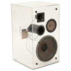 lucite speaker